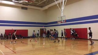 Laredo DC Select 2021 gets the victory over TNBA Black, 64-42