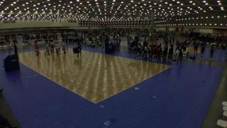 Things end all tied up between Sun Setters 18-1 (WE) (30) and CEVA 18- Gold (CH) (61)