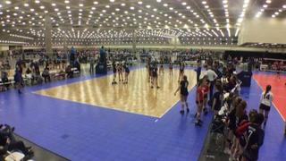 FURY 18's (GE) (18) wins 2-1 over Surge 18 Black (KE) (49)