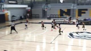Cooz Elite 9u triumphant over Hou Swarm 8u, 26-21