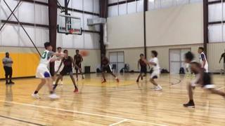 TX Hardwork 14u defeats Bask Univ Black 14u, 70-60