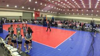 Panhandle Boomers 18U (CH) (39) wins 2-1 over SOSVBC 18-National (GE) (26)