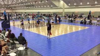 AVA 17s (CH) (23) wins 2-1 over SERV 17 Teal (OD) (42)