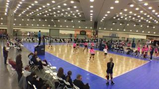 CHVBC 18 Black (GE) (44) defeats Premier Fire (CH) (52), 1-0
