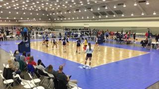 BRYC 18 National (CH) (9) defeats CALI 18 Black (GE) (24), 1-0