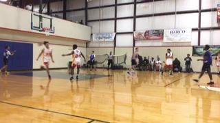 Dallas Showtyme BLK wins 65-44 over NESA I.M.P.A.C.T.