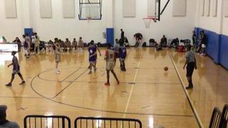 Dallas Showtyme 16u puts down Hou Raptors 16u with the 51-26 victory