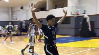 NASA Nets puts down H.I.S Hoops 15u with the 44-39 victory