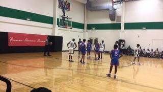 Team Felton Triad Hornets wins 54-45 over Atlanta Celtics