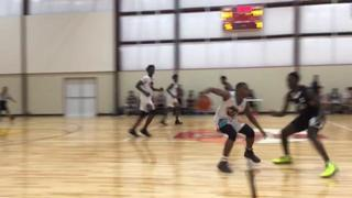 TX Takeover Kemp picks up the 71-58 win against TNBA Black