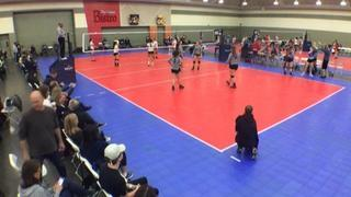 Things end all tied up between GSEVC 18 Premier (GE) (27) and EC Power 18-Topaz (KE) (11)