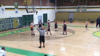 Kentucky Hoop Dreams gets the victory over Savannah Unified, 64-55