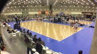 FUSION VBC 18 Blue (KE) (8) wins 2-1 over Revolution Cburg 18 White (KE) (20)