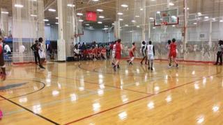 Pinnacle Basketball Club defeats Carolina Cavs  Black, 54-53