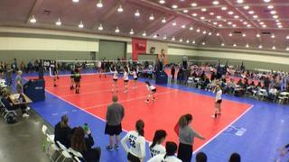 Things end all tied up between BRYC 18 National (CH) (9) and MVA 18-1 (CH) (25)