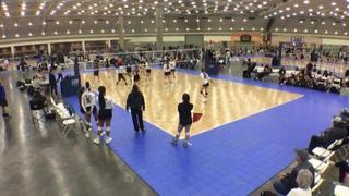 Renaissance 18 Black (KE) (21) wins 2-1 over BEACH ELITE 18B ADIDAS (OD) (27)