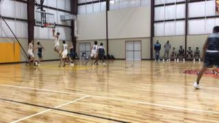 3D Empire 16u with a win over TX Playmakerz 16u, 65-35