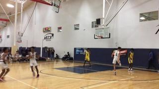 Team FOE getting it done in win over TX Jazz Elite, 51-43