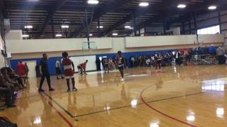 Texas Elite Outlaws wins 61-58 over Team Harden Silver 16u
