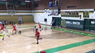 Nova Village puts down Pinnacle Basketball Club with the 61-36 victory