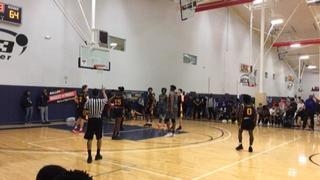 Hou Defenders UAA picks up the 70-60 win against Dallas Showtyme