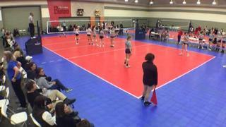 EC Power 18-Topaz (KE) (11) wins 2-0 over WVC 18 National (OD) (12)