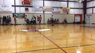 Team Harden 15u emerges victorious in matchup against G.A.T.A. 15u, 71-48