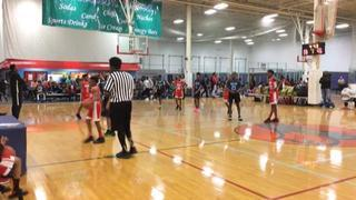 LA Broncos emerges victorious in matchup against Queen City Ballers, 61-43