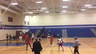 Hou Hoops 2022 EYB puts down Houston Topguns with the 52-28 victory