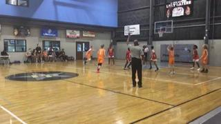 Team Power (NC) victorious over Team Impact, 64-58