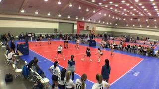 MVA 18-1 (CH) (25) defeats Club Integrity 18 White (KE) (54), 2-1