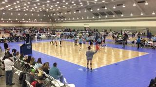 Triangle 18 Blue (CR) (4) wins 2-0 over BEVBC 18 Navy (CH) (15)