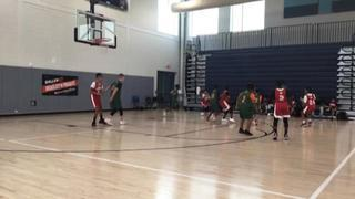 Team Harden 12u emerges victorious in matchup against Hardwork, 34-13
