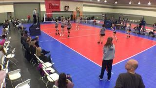 It's a wash between WVC 18 National (OD) (12) and GSEVC 18 Premier (GE) (27)
