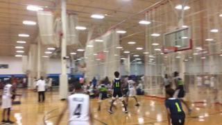 Georgia Young Gunz with a win over Atlanta Nets, 73-70