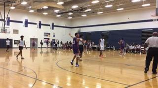 Raising Young Men gets the victory over Queen City Ballers, 53-45