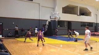 Hou Swarm 10u steps up for 32-29 win over Hou Raptors 10u