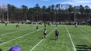PASS white emerges victorious in matchup against Minority Coaches Association of Georgia Purple, 21-14