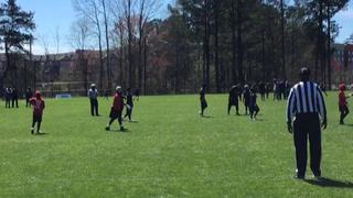 ESA Flight Youth gets the victory over YPL Elite Youth, 28-7