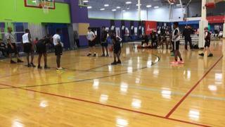 Sonny's Wolves emerges victorious in matchup against Queen City Ballers, 64-49
