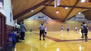 Twin County Kings Elite defeats Strong center 12u, 59-19