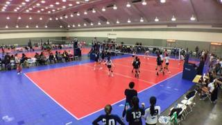 CORE 18 Platinum (GE) (36) defeats Premier Fire (CH) (52), 2-1