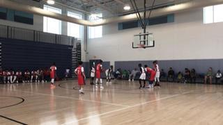 Team Harden 12u emerges victorious in matchup against HVA Olympians, 52-32
