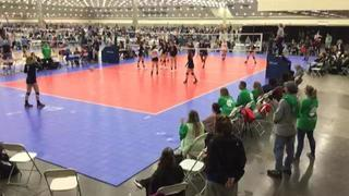 It's a wash between FURY 18's (GE) (18) and LEVBC U18 (CH) (17)