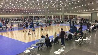 American 18 (CH) (32) wins 2-1 over TeamLVC 18-1 (IE) (44)