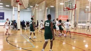 EAB TENNESSEE triumphant over Team Non Stop, 75-54