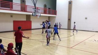 East GA Panthers 2021 steps up for 57-25 win over Elite