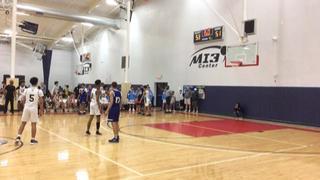 TX Mel Elite defeats Team FOE, 55-53