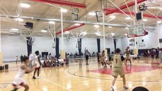 Dallas Showtyme White 16u, emerges victorious in matchup against Team Dominate Hou, 57-47
