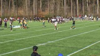 It's a wash between Carolina Stars Black Silver and NC Team Takeoff Elite, 21-21